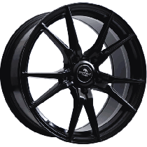 "Forzza Ultra 20"" satin black"