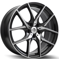 Forzza Vision 17x7,5 anthracite polished