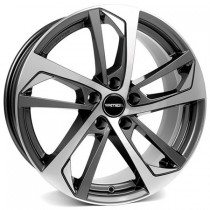 GMP Katana 19x8 5x108 ET45 63,4 anthracite polished