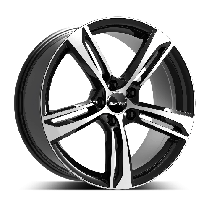 GMP Paky 19x8,5 black polished