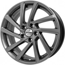 GMP Wonder 17x7 glossy anthracite