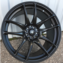 Racing Line BBH0063 black matt 18x9,5 5x100/114,3 ET35 73,1