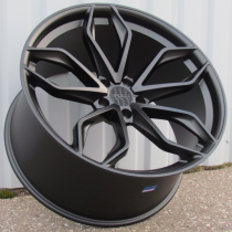Racing Line RLHX011 black 22x10 5x120 ET40 74,1