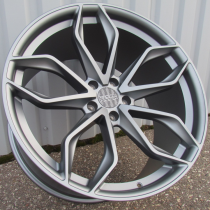 Racing Line RLHX011 anthracite 22x10 5x120 ET40 74,1
