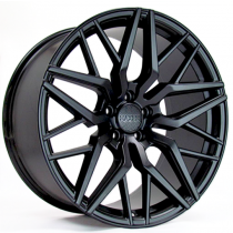 Haxer Wheels HX035 19x8,5 black half matt