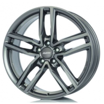 Alutec Ikenu 18x8 Metal-Grey