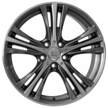 WSP Italy Ilio 19x8,5 5x120 ET47 72,6 anthracite polished
