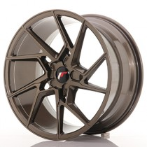 Japan Racing JR33 19x8,5 blank bronze