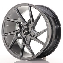 Japan Racing JR33 20x10 blank hyper black