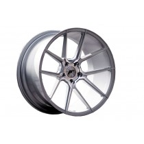 Japan Racing JR30 19x8,5 silver machined