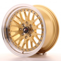 Japan Racing JR10 15x9 gold