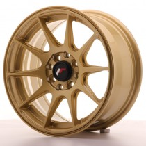 Japan Racing JR11 15x7 gold