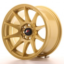 Japan Racing JR11 17x9 gold