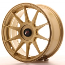 Japan Racing JR11 17x7,25 blank gold