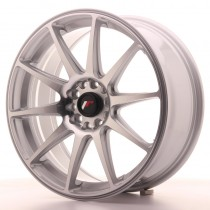 Japan Racing JR11 18x8,5 silver machined