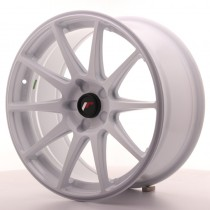 Japan Racing JR11 18x8,5 blank white