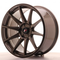 Japan Racing JR11 19x9,5 blank glossy bronze