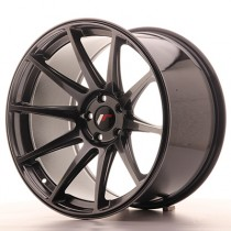 Japan Racing JR11 19x9,5 blank hiper black