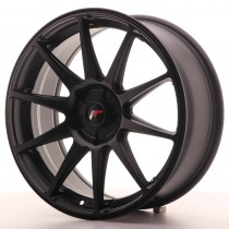 Japan Racing JR11 18x7,5 blank flat black