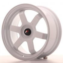 Japan Racing JR12 17x8 Blank white