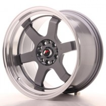 Japan Racing JR12 18x10 Gun metal