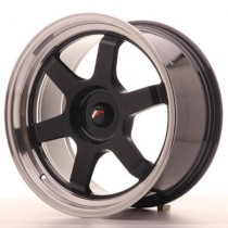 Japan Racing JR12 18x9 Blank black