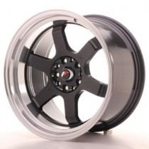 Japan Racing JR12 17x9 black