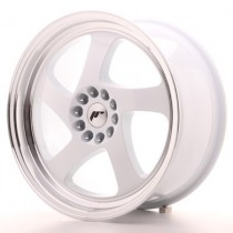 Japan Racing JR15 15x8 white