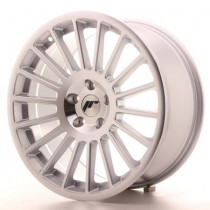 Japan Racing JR16 18x8,5 Blank machined silver