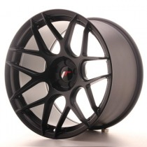 Japan Racing JR18 17x7 Blank Matt black