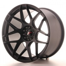 Japan Racing JR18 17x7 Matt black