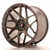 Japan Racing JR18 17x8 Bronze