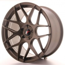 Japan Racing JR18 20x8,5 Blank Bronze