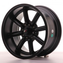 Japan Racing JR19 17x9 blank matt black