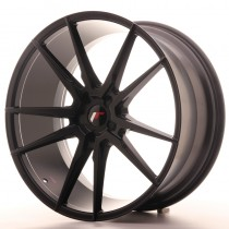 Japan Racing JR21 21x11 Blank matt black