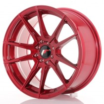 Japan Racing JR21 19x8,5 platinum red