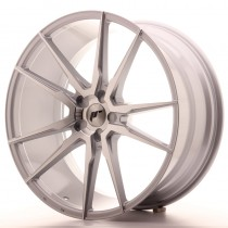 Japan Racing JR21 22x10,5 Blank silver machined