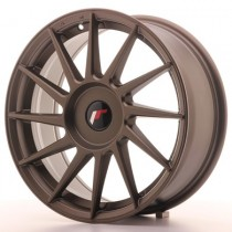 Japan Racing JR22 18x7,5 Blank bronze