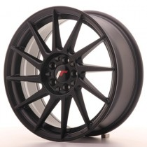 Japan Racing JR22 18x7,5 matt black
