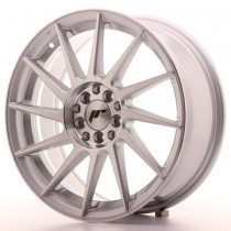 Japan Racing JR22 17x7 Silver mach