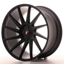 Japan Racing JR22 20x10 Blank matt black