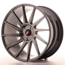 Japan Racing JR22 20x11 Blank hyperblack