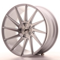Japan Racing JR22 20x11 Blank Silver mach
