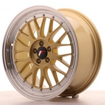 Japan Racing JR23 16x7 Blank Gold