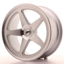 Japan Racing JR24 18x9,5 Blank machined silver