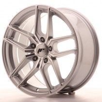 Japan Racing JR25 18x9,5 Machined silver