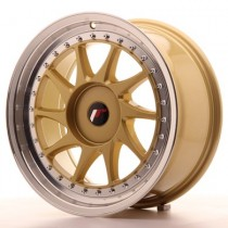 Japan Racing JR26 18x8,5 74.1 blank gold