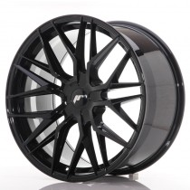 Japan Racing JR28 22x9 blank black glossy