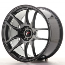 Japan Racing JR29 17x7 hyper black