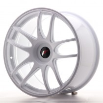Japan Racing JR29 17x9 blank white
